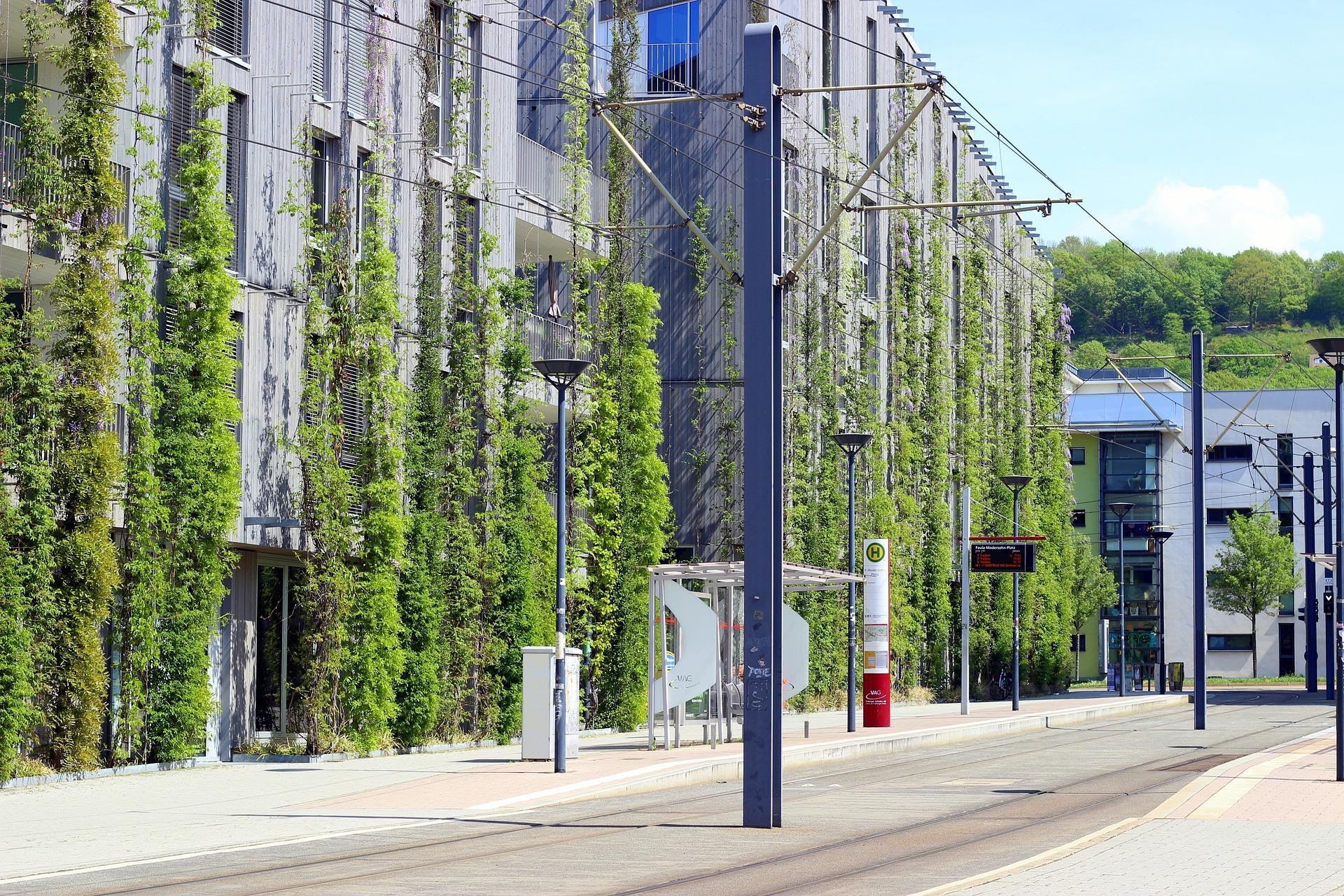 ville durable tram services ecosytemiques